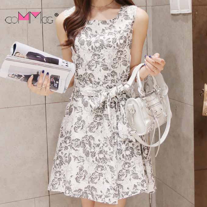 MINI DRESS LENGAN BUNTUNG SIMPLE TERBARU