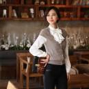 Blouse Kerja Wanita Import Terbaru Putih