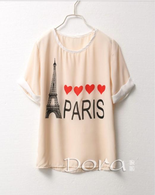 BAJU WANITA ONLINE GAMBAR PARIS, BAJU WANITA GAMBAR PARIS, KAOS WANITA IMPORT GAMBAR PARIS CANTIK, BLOUSE WANITA GAMBAR PARIS, ATASAN WANITA CANTIK GAMBAR PARIS, I LOVE PARIS, BAJU I LOVE PARIS, BAJU GAMBAR PARIS, BAJU IMPORT TULISAN PARIS, PERNAK PERNIK TENTANG PARIS, BAJU PARIS, BAJU IMPORT MOTIF PARIS, BAJU WANITA GAMBAR PARIS TERBARU