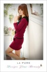 DRESS IMPORT MODEL KUPLUK LENGAN PANJANG
