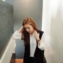 BLAZER PANJANG LENGAN BUNTUNG ONLINE 2016 KOREA