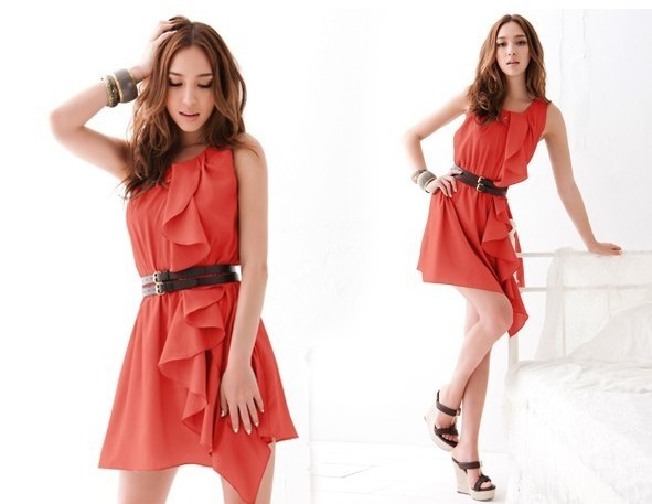 DRESS IMPORT MERAH MODIS, DRESS IMPORT MERAH MODIS 2012, DRESS IMPORT MERAH KEREN, DRESS IMPORT MERAH POLOS, MINI DRESS IMPORT MERAH, DRESS KOREA MERAH, DRESS IMPORT LENGAN BUNTUNG