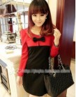 DRESS IMPORT PANJANG MERAH