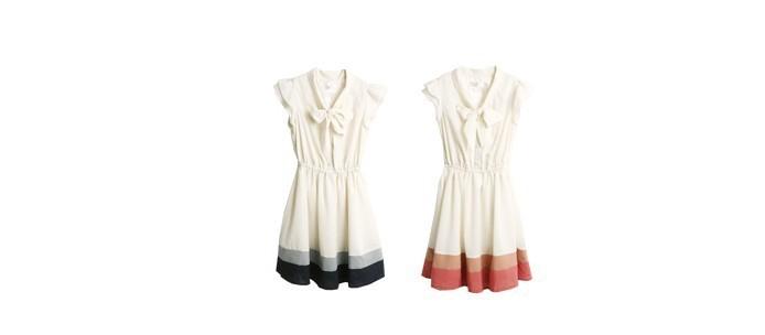 DRESS IMPORT PITA BIRU TERBARU