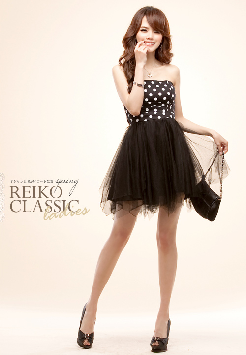 DRESS PESTA IMPORT CANTIK HITAM SIMPEL