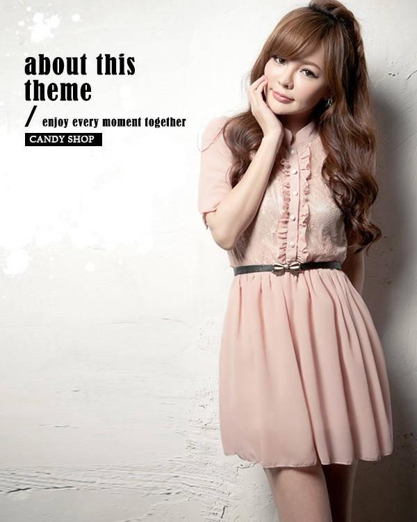 Dress Import Wanita Terbaru 2013 1