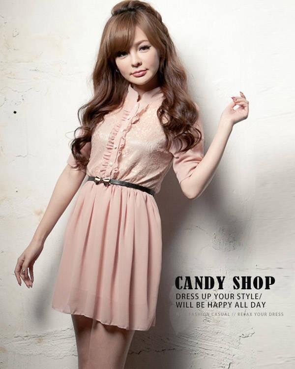 Dress Import Wanita Terbaru 2013 2