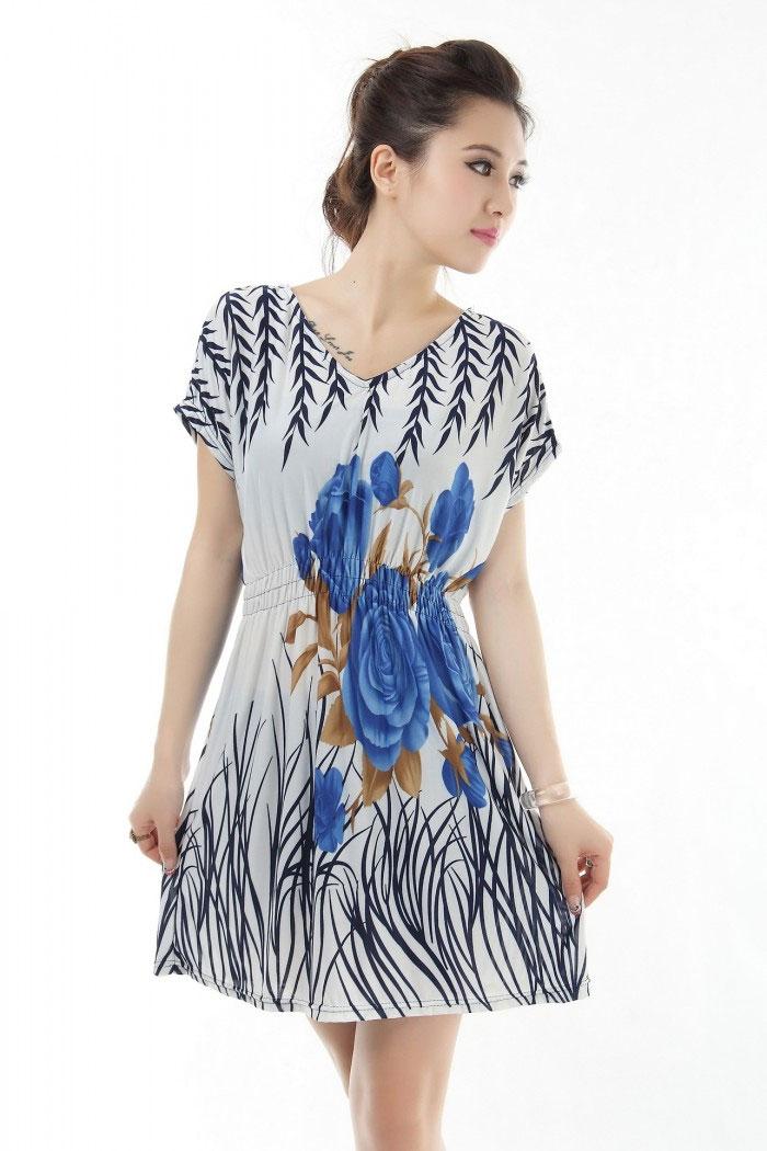 DRESS IMPORT MODEL KIMONO JEPANG 2013 TERBARU