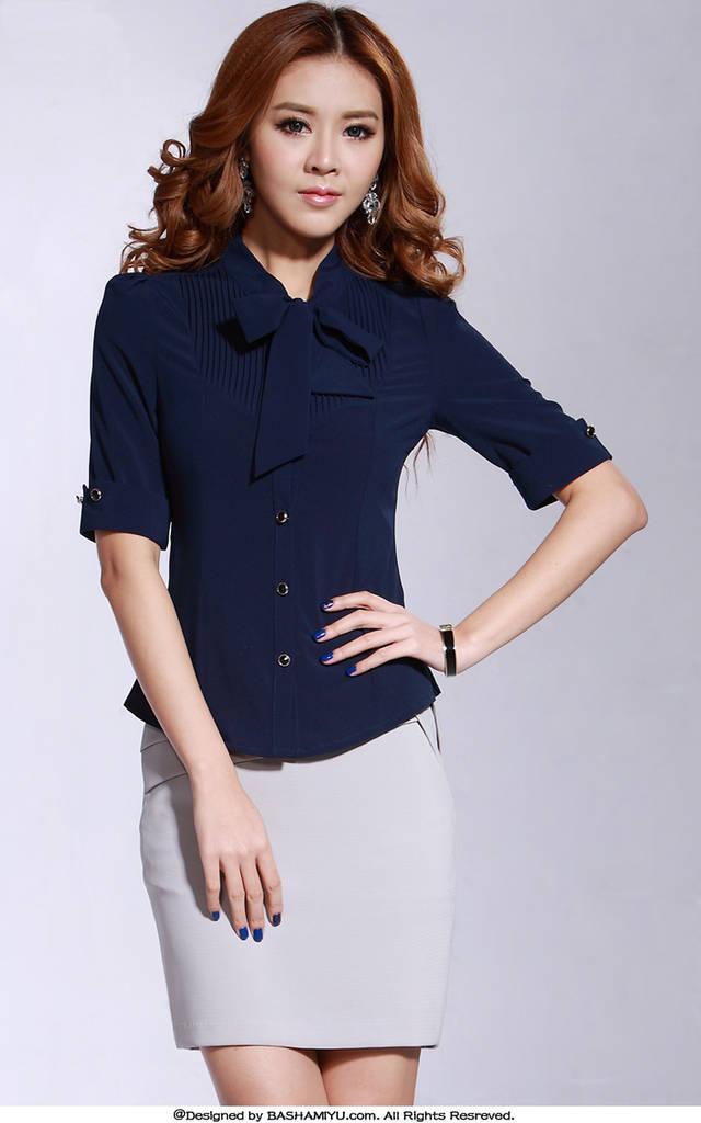 Kemeja Trendy Wanita Untuk Kerja Kantor Eve Shopashop ...
