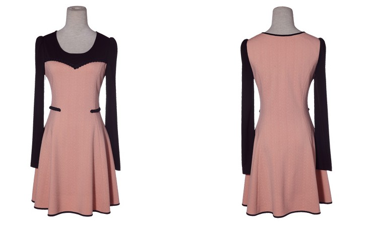 DRESS CANTIK IMPORT TERBARU 2013 MODERN