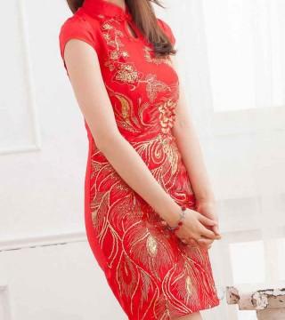 Baju Cheongsam Online Mangga Dua 2014 Model Terbaru Jual Murah