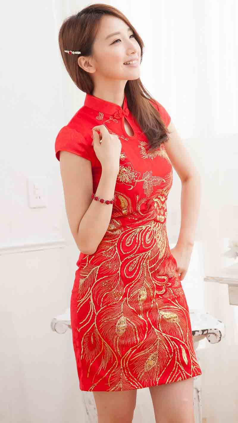 Modern Cheongsam Dresses