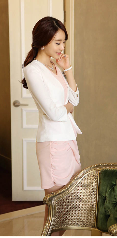 BLAZER WANITA KOREA ONLINE TERBARU 2014 SIMPEL