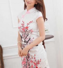 BUTIK DRESS CHEONGSAM CHINA MODEL TERBARU 2014