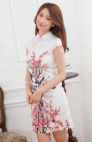 DRESS CHEONGSAM CHINA MODEL TERBARU 2014