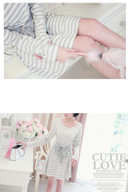 DRESS KOREA PITA MURAH ONLINE 2014 CANTIK