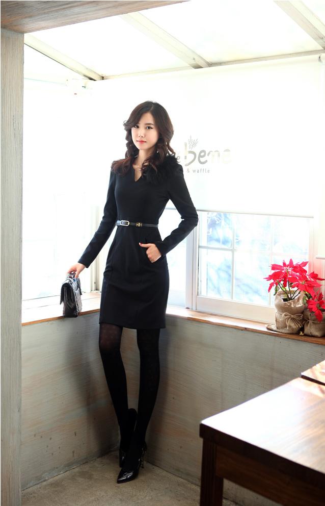 JUAL DRESS KOREA MODEL TERBARU 2014