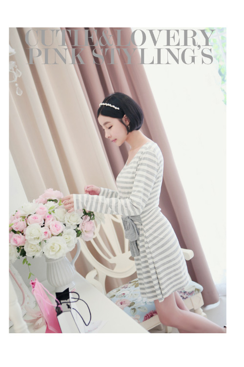 JUAL DRESS KOREA PITA MURAH ONLINE 2014