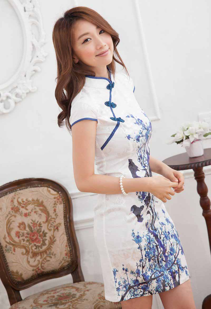 TOKO DRESS CHEONGSAM CHINA MODEL TERBARU 2014