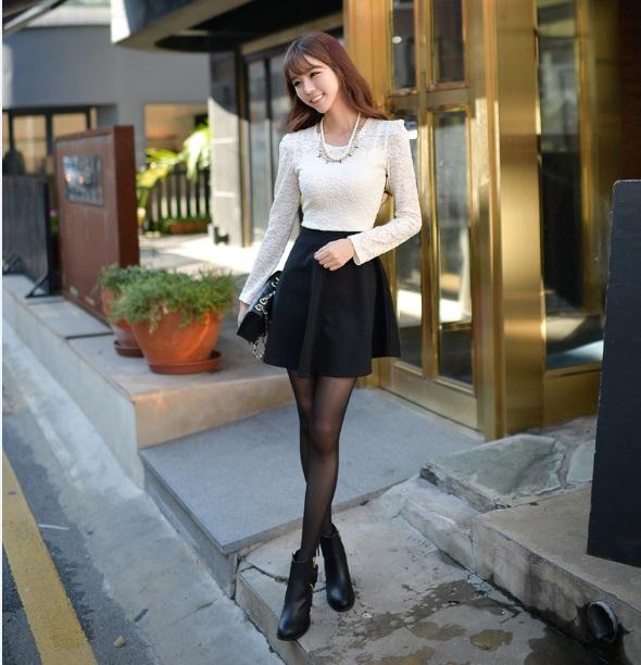 JUAL DRESS BROKAT KOREA TERBARU 2014