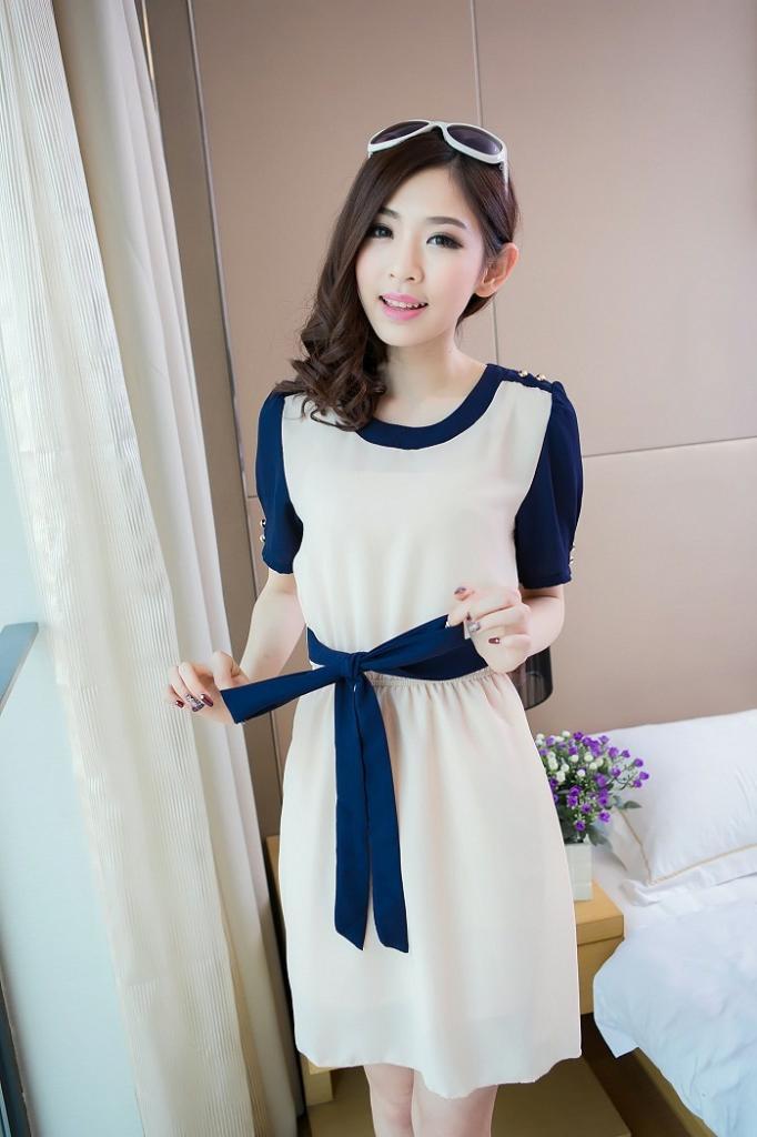 JUAL DRESS WANITA KOREA TERBARU 2014