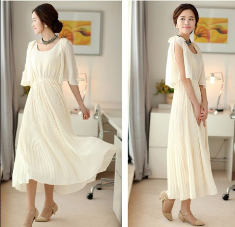 LONG DRESS PESTA TERBARU CANTIK 2014