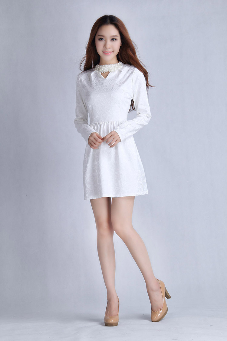 MINI DRESS KOREA CANTIK TERBARU