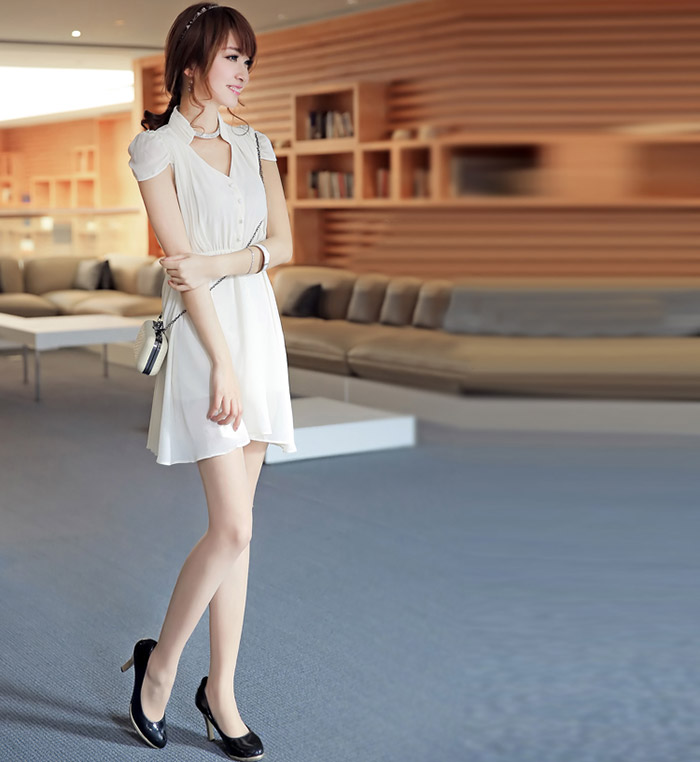 JUAL MINI DRESS KOREA CANTIK 2014