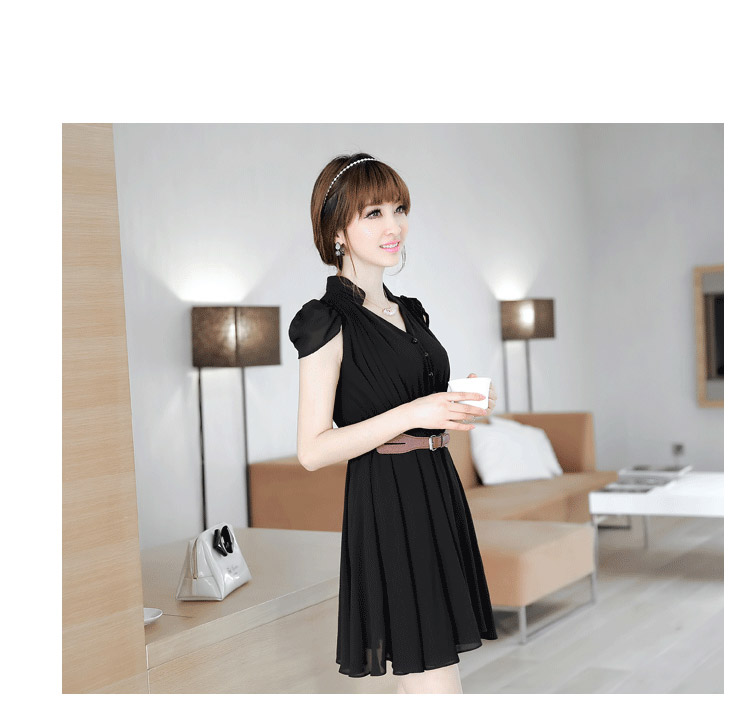 MINI DRESS KOREA CANTIK 2014 SIFON