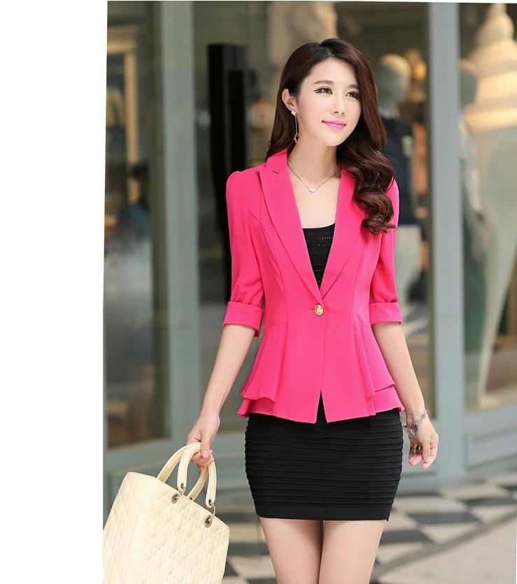 JAKET MUSIM DINGIN KOREA – Red Padded Coat (JYB331352Red