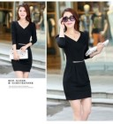 DRESS KOREA SLIM CANTIK