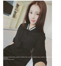 BAJU DRESS NATAL MERAH CANTIK 2015 KOREA