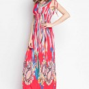 LONG DRESS LENGAN BUNTUNG TERBARU FASHION