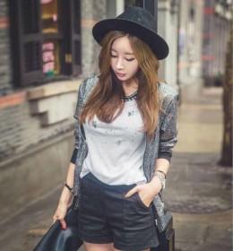 Jaket Korea Model Terbaru Keren