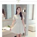 dress-putih-pita-cantik-import-2016-modis