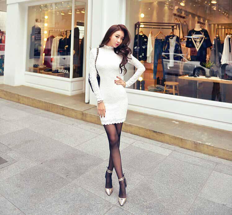 jual-dress-putih-renda-cantik-terbaru-2016