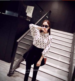 kemeja-putih-wanita-korea-import-fashion