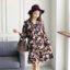 dress-wanita-bermotif-cantik-modis-2016