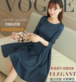 DRESS WANITA SIMPLE IMPORT CANTIK