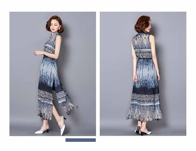 LONG DRESS MODEL LENGAN BUNTUNG 2017 FASHION