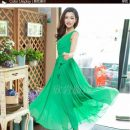 LONG DRESS PESTA CANTIK TERBARU 2018