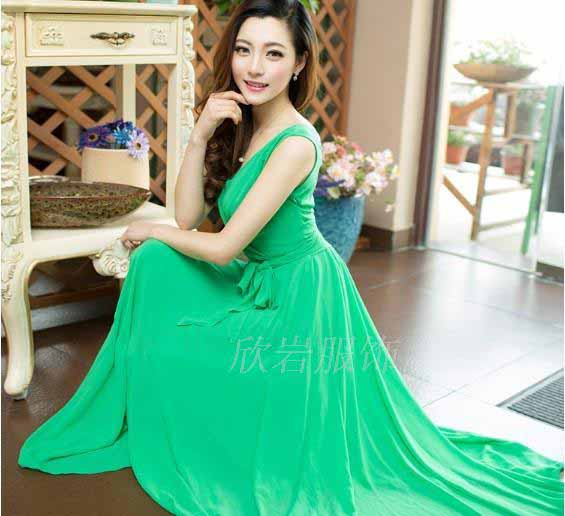 LONG DRESS PESTA CANTIK TERBARU 2018 IMPORT