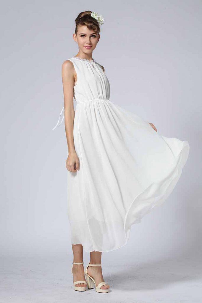 Long dress pesta 2018
