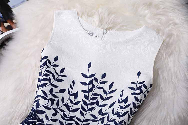 DRESS PESTA WARNA PUTIH MODERN 2018 TERBARU