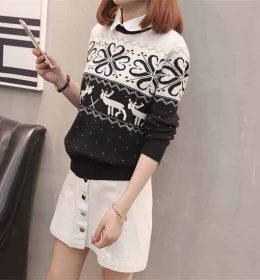 BAJU ATASAN SWEATER MODIS IMPORT 2018 FASHION
