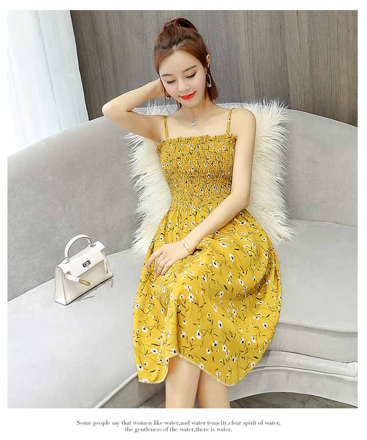 DRESS WANITA IMPORT ONLINE MURAH 2018 KOREA