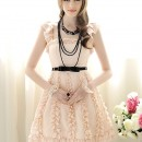 DRESS IMPORT KOREA MOTIF