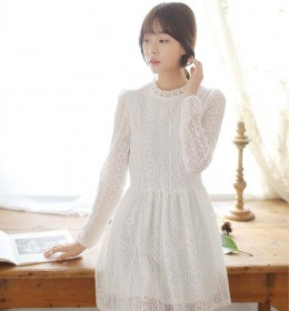 DRESS RAJUT IMPORT KOREA 2015