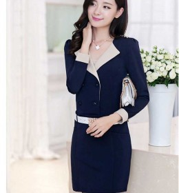 DRESS WANITA MODEL BLAZER TERBARU