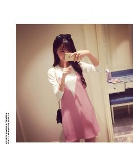 DRESS KOREA CANTIK MODERN TERBARU 2015